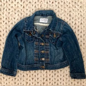 Gap Toddler Girls Denim Jacket